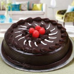 Chocholate Truffle cake