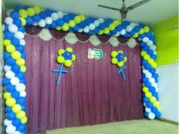 Balloon Decoration 24 Hours Cake Delivery